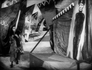 The Cabinet of Dr. Caligari (1920)_ 독일, ..