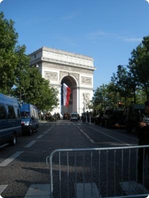 2011.07.14. Paris에서 프랑스 혁명기념일을 맞이하다
