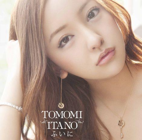이타노 토모미, AKB48내 2번째 솔로 싱글 1위 차지!