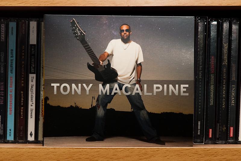 Tony MacAlpine - Tony MacAlpine / 2011