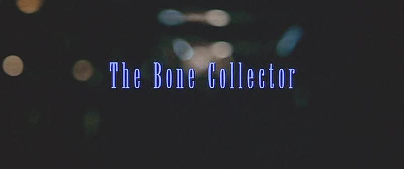 [영화] 본 콜렉터 - The Bone Collector(1999)