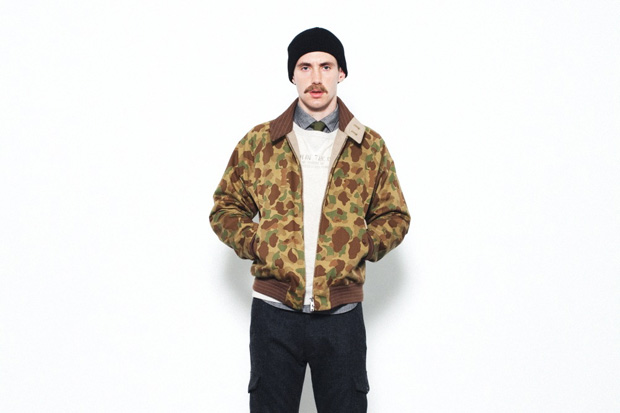- Deluxe Fall/Winter 2011 'Birth Of The Cool'..