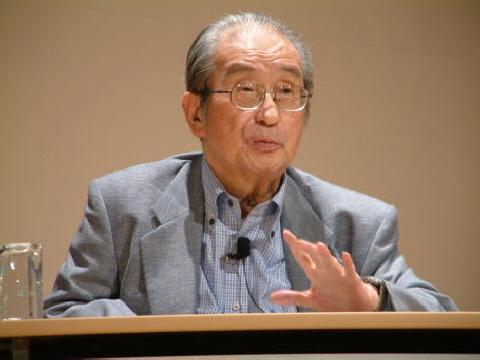 '일본침몰' SF작가 고마츠 사쿄씨 사망