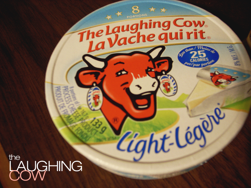 Laughing cow & Baileys