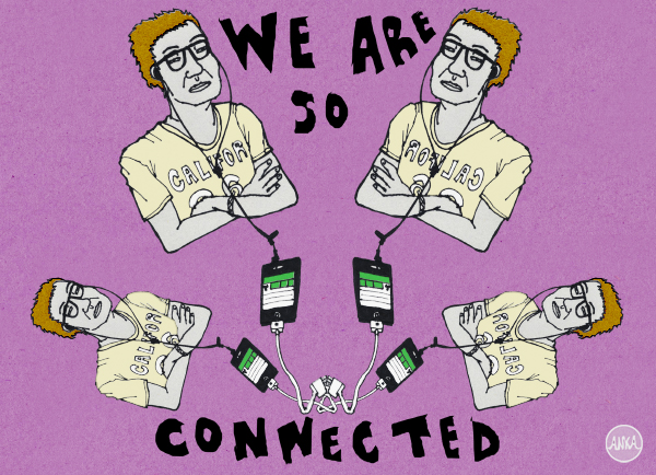 we are so connected