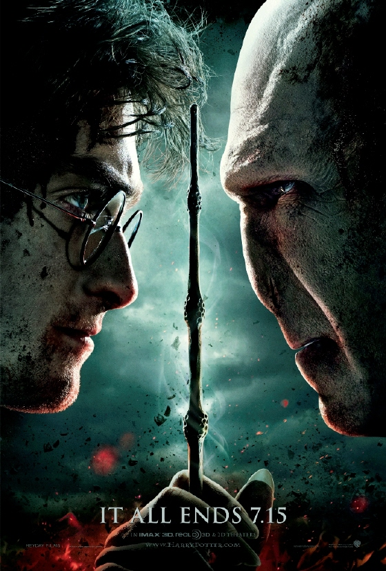 Harry Potter And The Deathly Hallows : Part 2