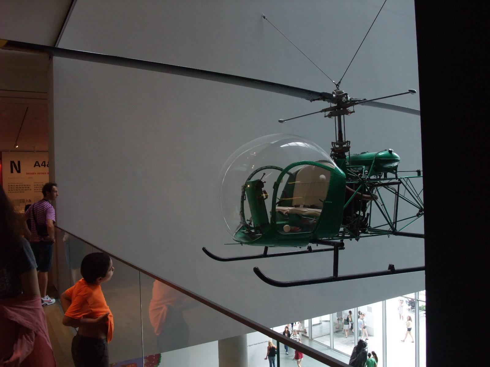 MoMA(뉴욕 현대미술관)-(2)미래로
