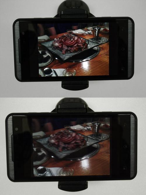 옵티머스3D로 음식을 한번찍어보자!!!