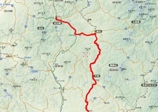 중부지방 여행기 - 5 타카야마, 시라카와고