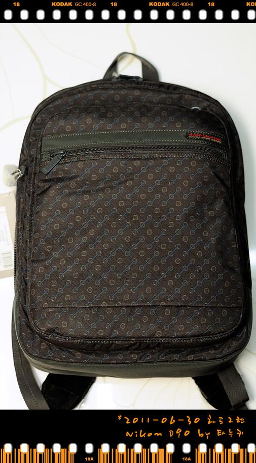 [헤드그렌] 문양이 아름다운 유니섹스 노트북가방,..