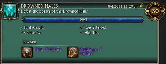 [RIFT] Drowned Halls