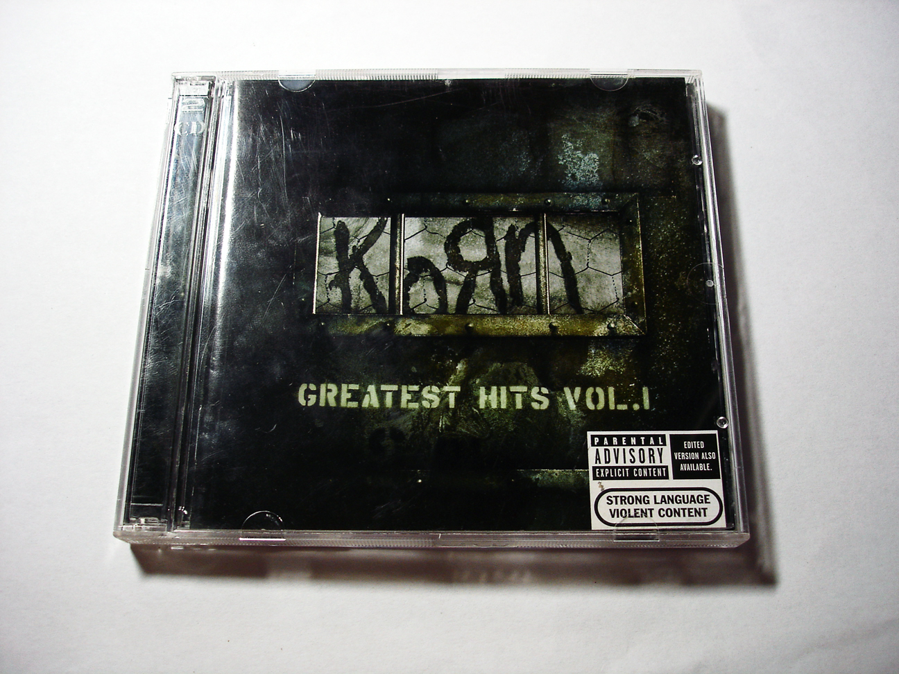 (compilation) Greatest Hits Vol.1 (CD & ..
