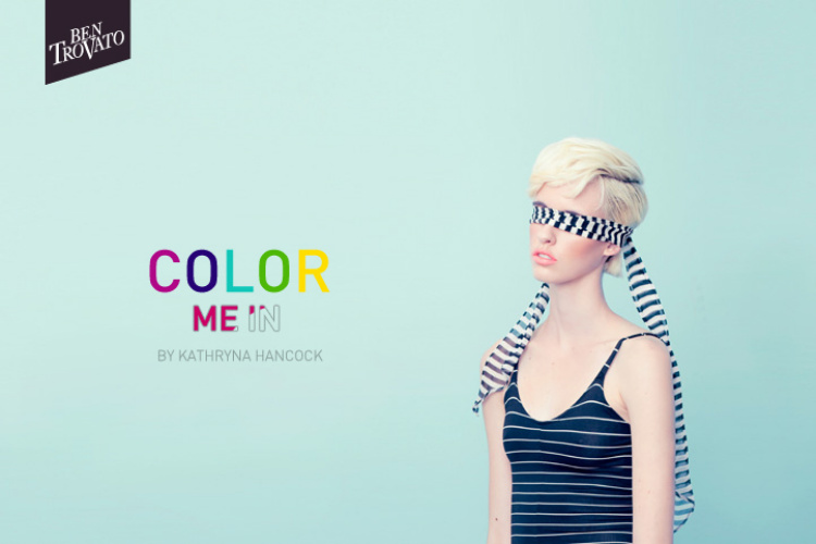 Color Me In by Kathryna Hancock