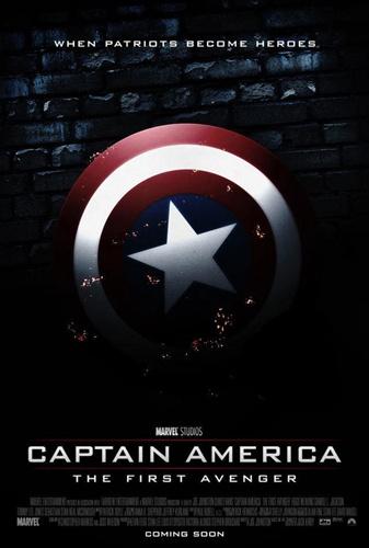 퍼스트 어벤져 : 캡틴 아메리카