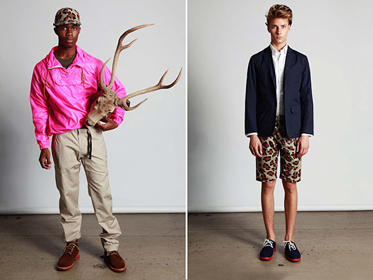 - Mark McNairy New Amsterdam 2012 Spring/S..