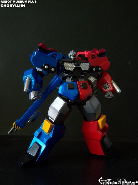 로봇뮤지엄플러스 - 초룡신