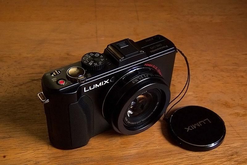 파나소닉 LUMIX LX5