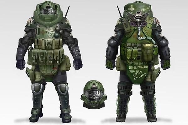 「Modern Warfare 3」Spec Ops에서 juggarna..
