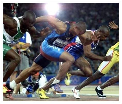 역대 세계육상선수권에서 이변이라 꼽을만한 사건
