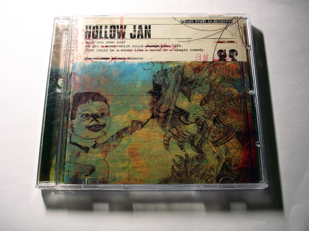 (album) Rough Draft In Progress – Hollow ..