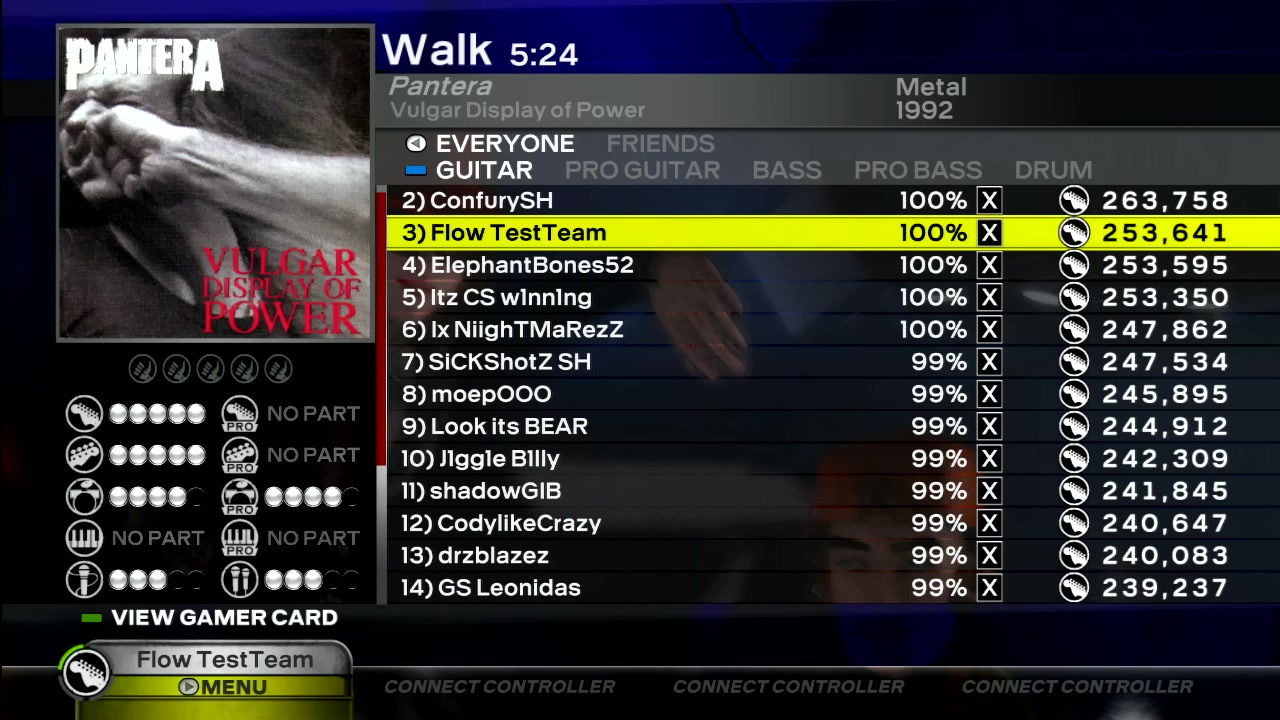 #3 Walk 254K