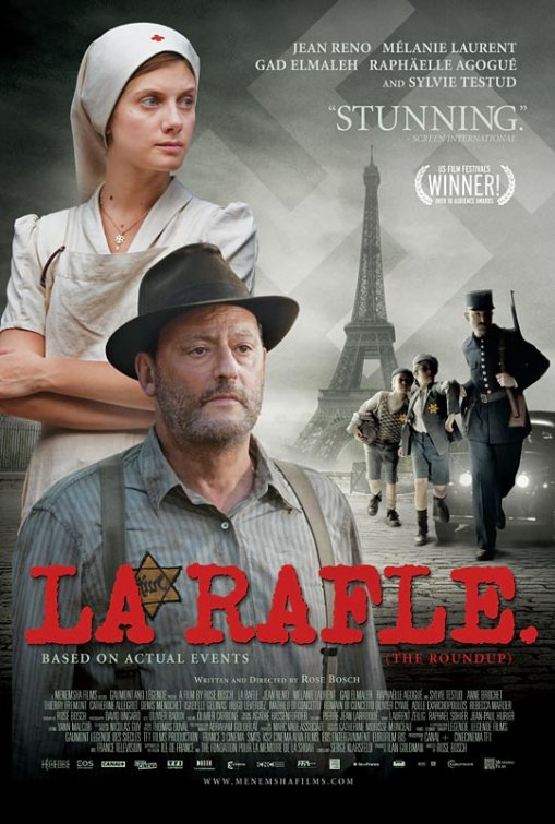 Obława / La Rafle / The Round Up (2010) PL.DVDRip.XviD-Zet | LEKTOR PL [1,08 GB]