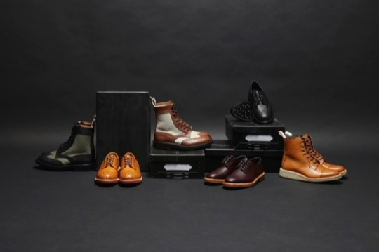 - Tricker's for Norse Projects Fall/Winter 2011..