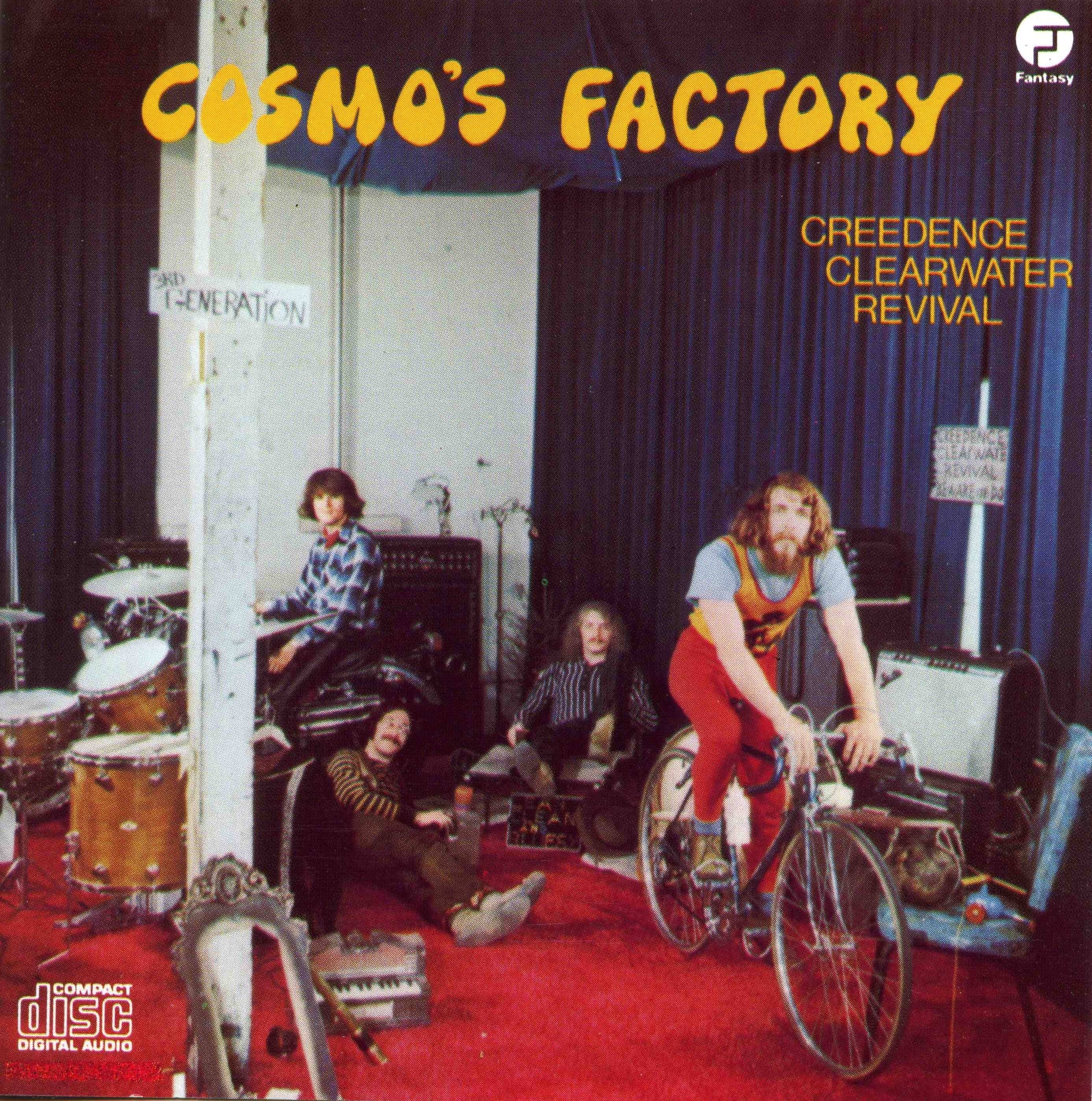 Creedence Clearwater Revival - Cosmo's Fa..