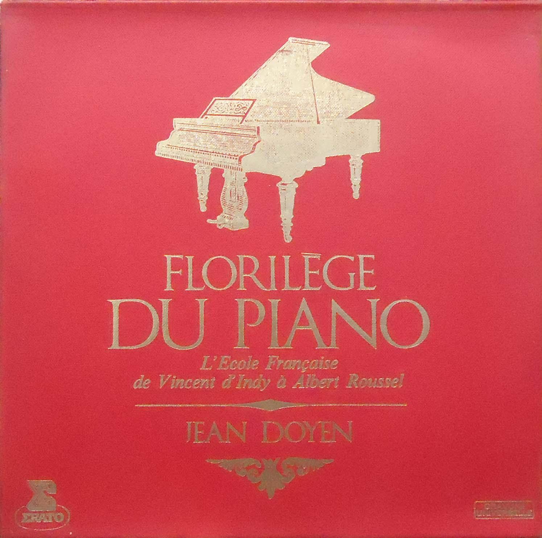 Florilege du piano; L'ecole Francaise de V..