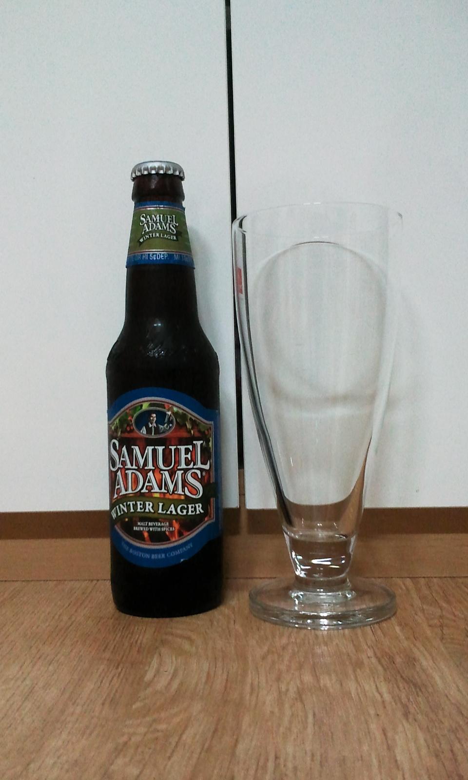 [미국] Samuel Adams Winter Larger(사무엘..