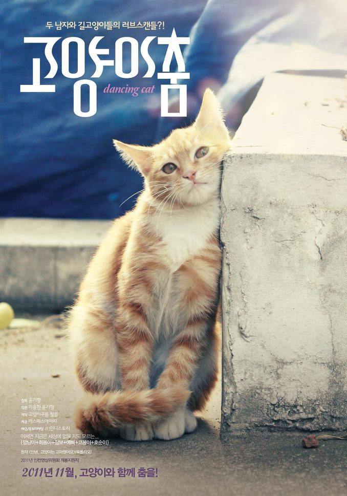 영화 '고양이 춤' - 인간이여, 길고양이와 춤을