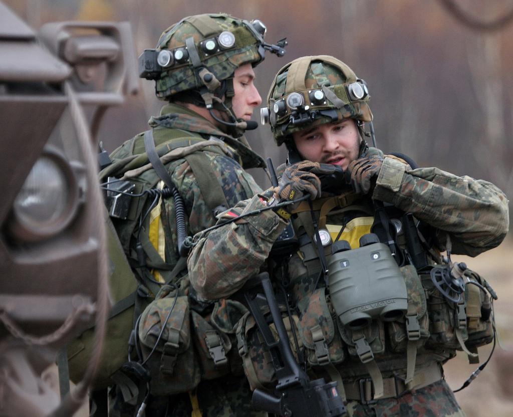 러시아에 최첨단 훈련시설을 짓는 독일의 라인메탈
