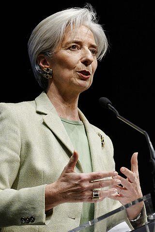 IMF 총재 누님을 보면 떠오르는 인물...
