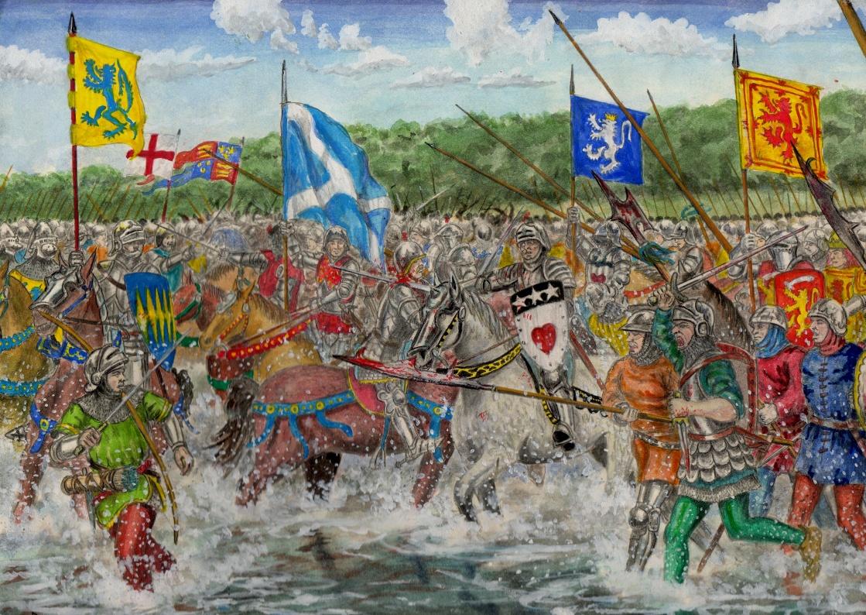 스코틀랜드-잉글랜드 투쟁사 (19)-새로운 시대의..