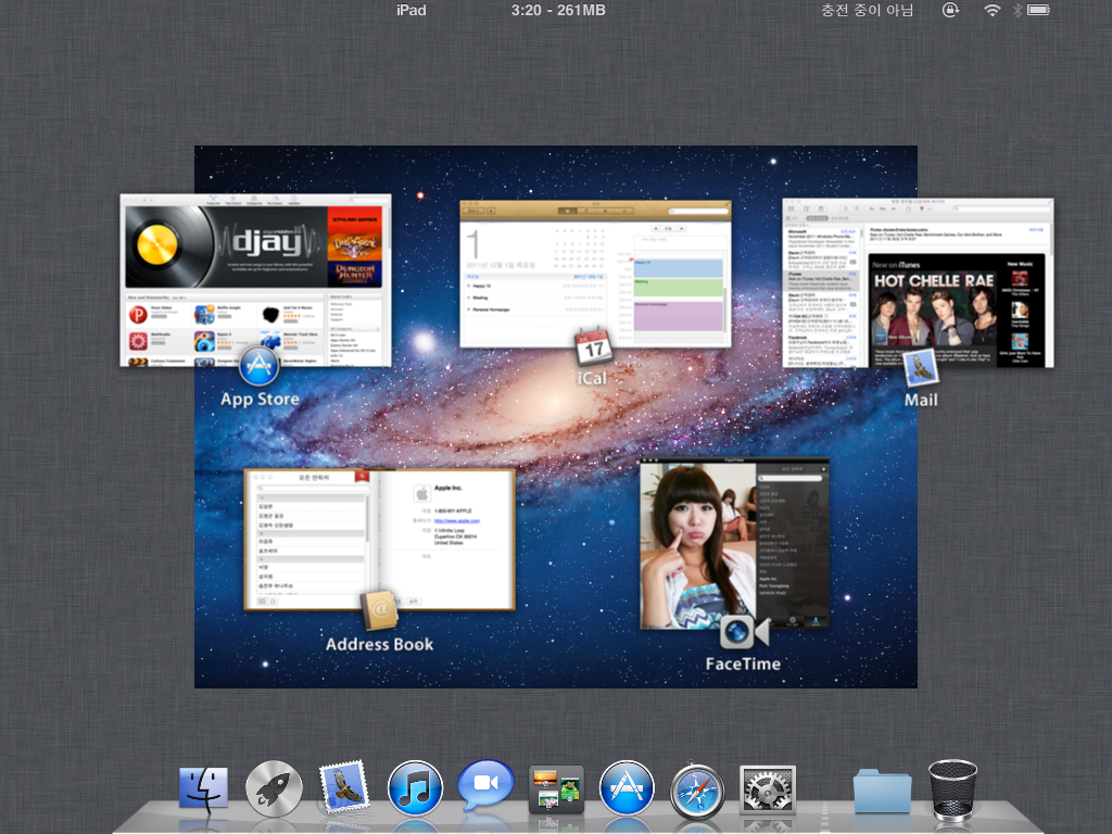 [DreamBoard] OS X Lion for iPad Alpha Ve..