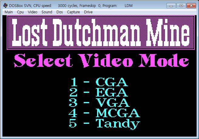 Lost Dutchman's Mine