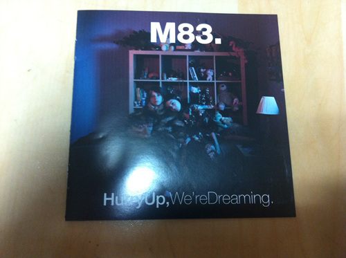 M83 - Hurry Up, We're Dreaming 리뷰