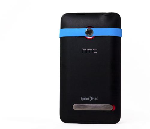 스마트폰을 위한 매크로 렌즈 액세서리