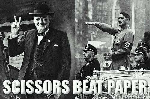 히틀러가 2차 세계대전에서 진 이유