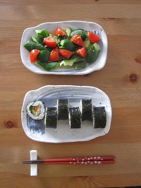 [생존요리] 새해를 기다리며, 세 가지 김밥