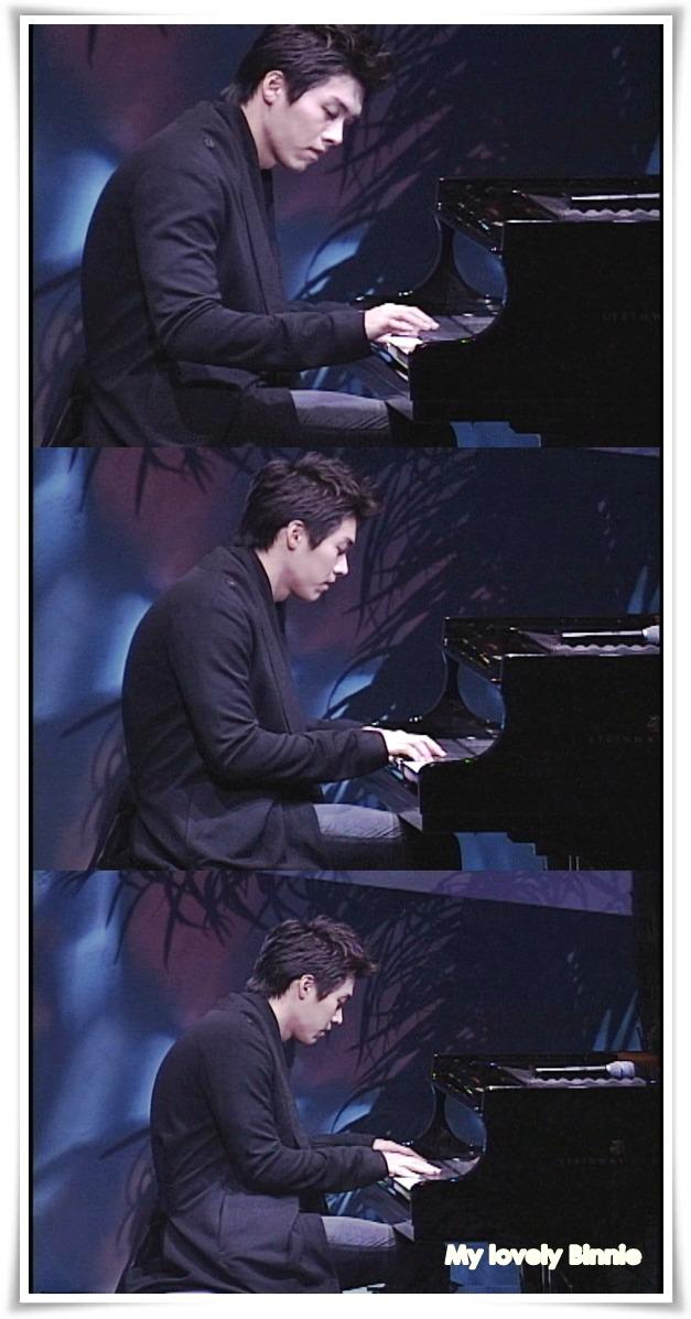 2009 생파 피아노연주 영상 - Misty