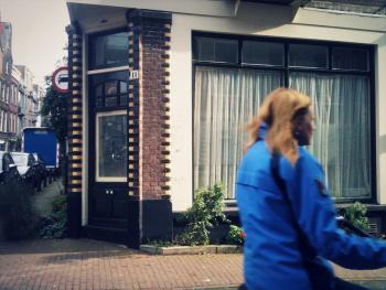 암스테르담은 애증의 도시.