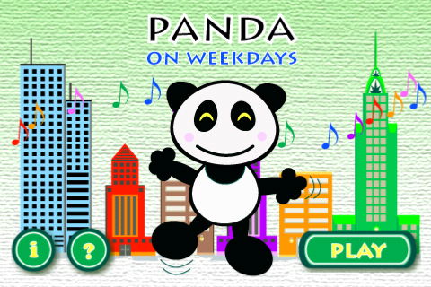 Panda On Weekdays