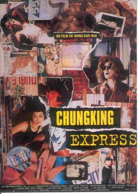 중경삼림, 重慶森林 : Chungking Express, 1994