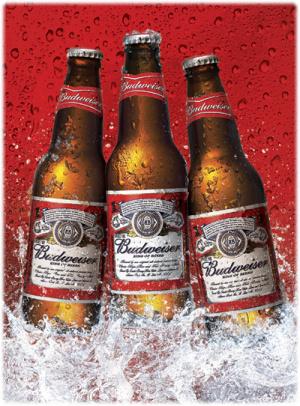 미국 내 판매 1위 명품 맥주, 버드와이저