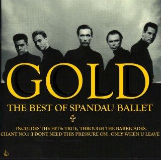 스펜다우 발레- Gold (1983) & Only when you ..