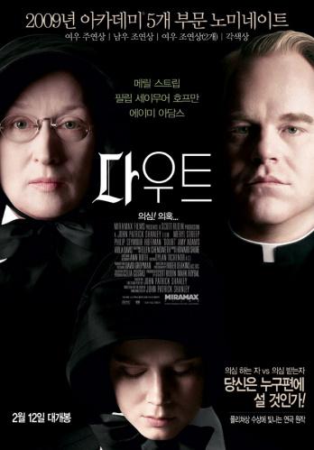 2012년 영화일기-1월(다우트~두부요괴)