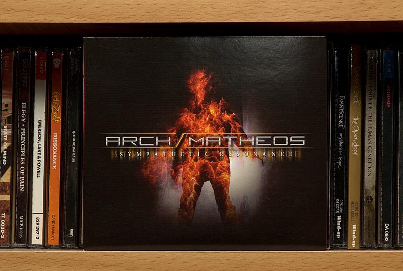 Sympathetic Resonance - Arch/Matheos / 2011