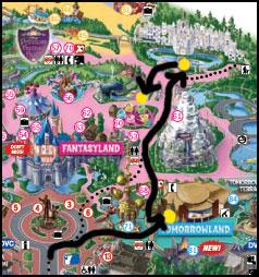 미국서부여행 2일차 (14): 디즈니랜드 It's a Small Wo..