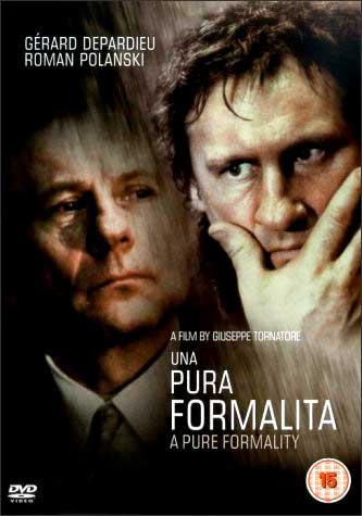 영화 <단순한 형식 (Una Pura Formalita)>